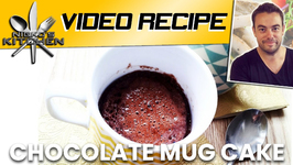 How To Make Chocolate Mug Cake
