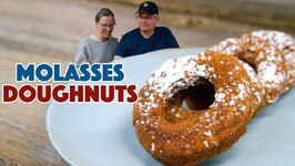 1915 Molasses Doughnuts Recipe