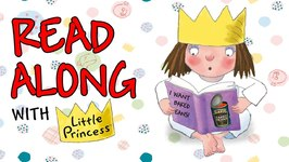Read Along With Little Princess - I Want Baked Beans - Little Princess - Episode 99