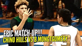 Chino Hills Put Up A Fight Vs Bishop Montgomery In Epic Battle Full Highlights