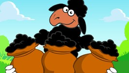 Baa Baa Black Sheep - Nursery Rhymes - Kids Video - Kids Tv Nursery Rhymes For Toddlers