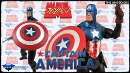 Marvel Select Captain America (Bucky Barnes) Action Figure by Diamond Select Toys