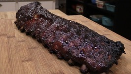 Baby Back Ribs on Pit Barrel Cooker