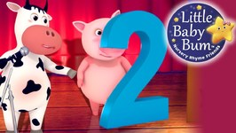 Little Baby Bum - Number Song Number 2 - Nursery Rhymes for Babies - Songs for Kids