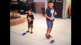 WHO'S THE BETTER DRIVER!! (RC Cars)