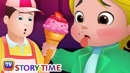 Fussy Cussly - ChuChuTV Storytime Good Habits Bedtime Stories for Kids