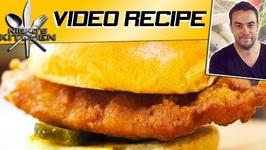 Chick-Fil-A Chicken Sandwich Clone