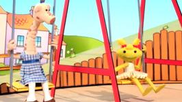 S02 E11 - The Jealous Giraffe - Hana's Helpline