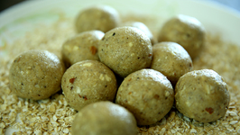 Oats Ladoo - Healthy Breakfast Ideas - Recipe In Marathi By Sonali