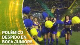 Polémica en Boca Juniors tras despedir a sus animadoras