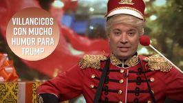 Los humoristas se ríen de Trump por Navidad