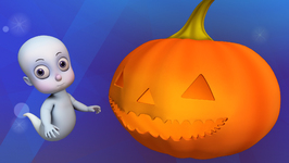 10 Jack O' Lanterns - Halloween Songs for Children and Kids