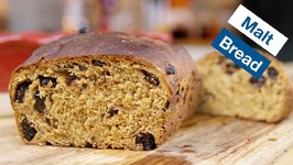 Malt Bread With Raisins