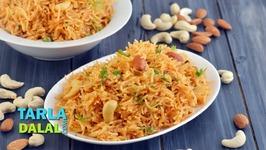 Kashmiri Pulao - Veg Pulav With Mixed Nuts - Hindi
