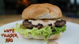 Dracula Burger Featuring Grill Masters Club-Transylvanian Burger