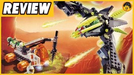 ETX Alien Strike Review - Lego Mars Mission - 7693