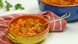 Pork and Butternut Squash Chili