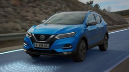 Nissan Qashqai ProPILOT video