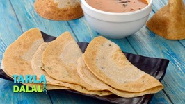 Wheat Dosa - Godhuma Dosa - Diabetic Friendly - Hindi