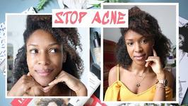 Conseils En Routine Anti-Acné - Boutons, Points Noirs, Comédons, Imperfections