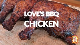 Love's BBQ Chicken Glaze