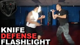 How to Use a Flashlight to Defend Against Knife Attack