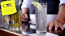 G And T Mondays- Elderflower Gin And Tonic / Easy Gin Drinks