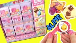 Num Noms Snackables SLIME KITS Full Box Opening!!! Slime Toys Surprises
