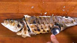 How to Carve and Serve a Whole Fish
