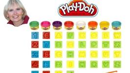 Play-Doh Numbers Letters 'n Fun