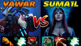 SumaiL vs YawaR - MIRANA vs SNIPER-  Dota 2 Highlights TV