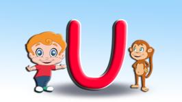 Vowel U  Original Learning Song for Children