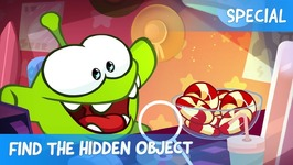 Find the Hidden Object Ep 25 - Om Nom Stories: Experiments