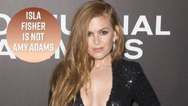 Lady Gaga Thought Isla Fisher Was Actually Amy Adams