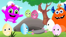 Easter Eggs - Momo Beats Cartoons - Kids Songs And Videos by Kids Channel