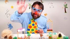 Clown Funny Videos For Kids - Clown George Vet Doctor - Funny Clowns Videos For Children