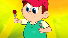 Mind Your Table Manners-Good Habits and Manners For Kids