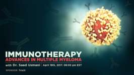 Immunotherapy Advances in Multiple Myeloma
