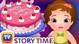 Happy Birthday Mommy - Good Habits Bedtime Stories and Moral Stories for Kids