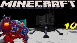 Minecraft Mods - MONSTERCRAFT - Ep  10 'SPACE STATION'