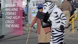 How 'Zebras' Are Helping Save Lives In La Paz