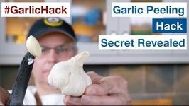 How To Do The Garlic Peeling Trick Secret Revealed