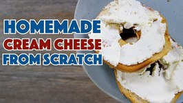Glen Makes Cream Cheese From Scratch At Home