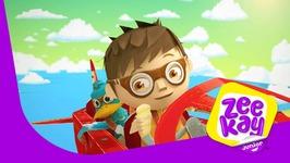 Pop Up Plane Adventure - Zack And Quack - Episode 13