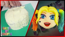 Harley Quinn - Suicide Squad Cake (How To)