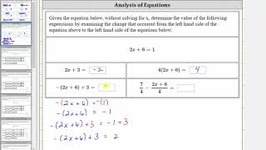 Determine The Value Of An Expression Using A Given Equation - Advanced