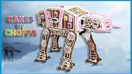 Gingerbread Star Wars At-At Walker