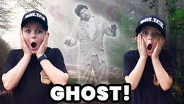 Ghost Tracker!! Halloween Special -There's A Ghost Out There Somewhere