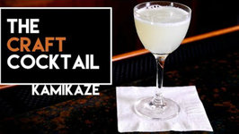 How To Make The Kamikaze Cocktail