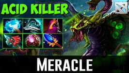Meracle Venomancer ACID KILLER Dota 2